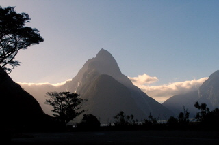 Mitre Peak, Millford Sound